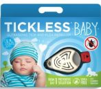 Tickless Ultrahangos kullancsriasztó baby fehér/kék