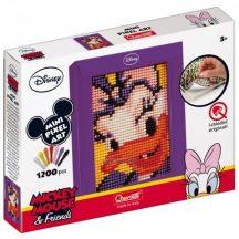 Quercetti - Pixel Art mini Daisy pötyi 1200 db-os