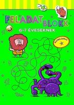 Napraforgó Feladatblokk - 6-7 éveseknek