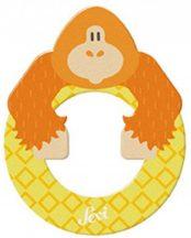 Sevi fa betűk - O - Orángután sárga