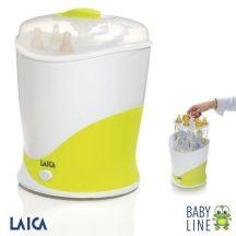 Laica Baby Line elektromos gőz sterilizáló cumisüvegekhez AK