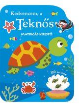 Napraforgó Kedvencem a teknős