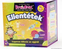 Brainbox, ellentétek