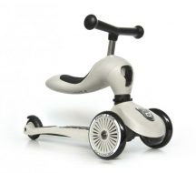 Scoot and Ride Highwaykick 2in1 kismotor/roller Ash