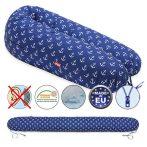 Scamp szoptatós párna vászon AncoraBlue standard