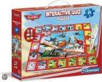 Clementoni Disney interaktív puzzle (35db) - Repcsik