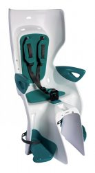 Bellelli Summer Standard B-Fix bicikliülés 22kg-ig - White Turquoise