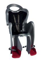 Bellelli Mr Fox Standard B-Fix bicikliülés 22kg-ig - Silver