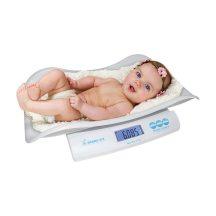 Momert 6477 digitális csecsemő- és gyermekmérleg