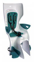 Bellelli Summer Relax B-Fix bicikliülés 22kg-ig - White Turquoise