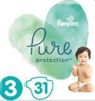Pampers pelenka Pure Value Pack S3 31