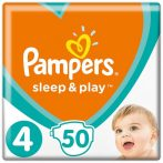 Pampers pelenka Sleep&Play VP  S4 50