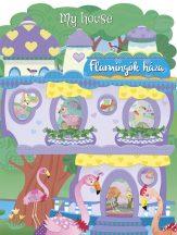 Napraforgó My house - Flamingók háza