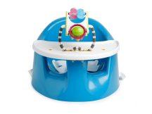 Prince Lionheart bébéPOD® Flex Plus kicsúszásgátlós puha székmagasító - Berry Blue