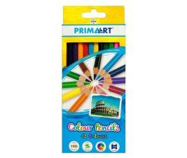 Prima Art színes ceruza készlet - 12 db