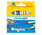 Prima Art színes zsírkréta készlet - 24 db-os