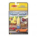 Melissa & Doug rajzolás vízzel - járművek