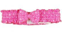 Asti Gumis baba hajpánt rózsaszín 1