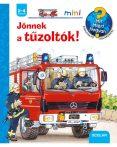 Scolar kiadó - Jönnek a tűzoltók!
