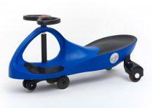 Bobocar - kék műanyag kerékkel