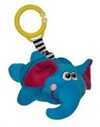 Lorelli Toys Vibráló dzsungel állatok - Elefánt