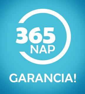 365 nap garancia