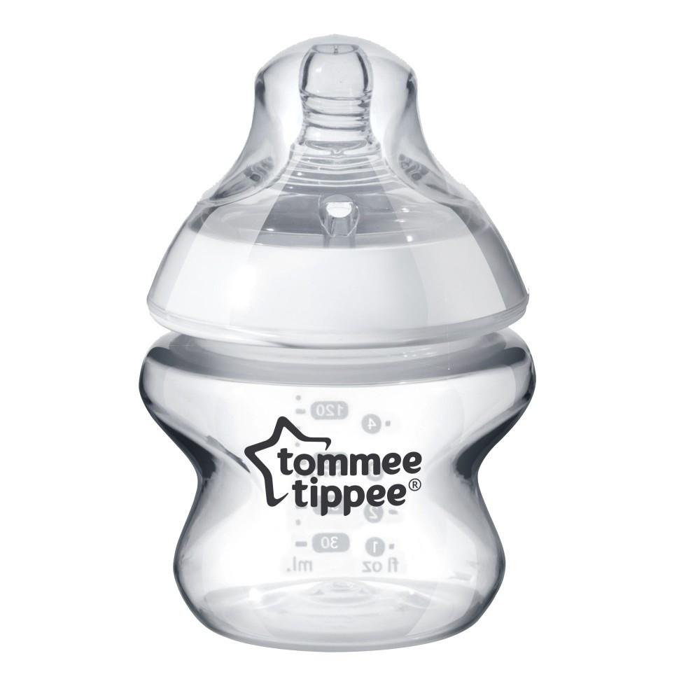 Tommee Tippee Közelebb a természeteshez BPA-mentes Üveg cumisüveg 150ml
